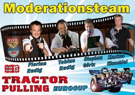 Moderationsteam