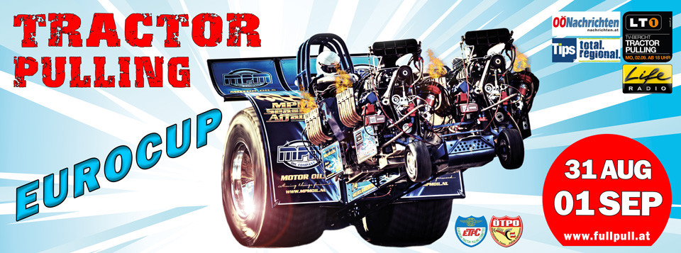 Tractor Pulling Eurocup 2013 | Kollerschlag